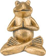 Pöytäkoriste jooga sammakko 3