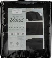 Home&Main Päiväpeite Velvet 160X260cm