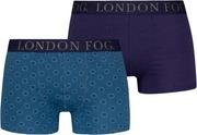 London Fog Miesten Bokserit 2-Pack Ym001-75660