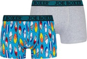 Joe Boxer Miesten Bokserit 2-Pack Ym001-75688