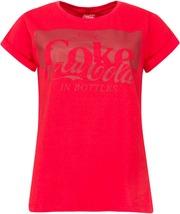 Coca Cola Naisten T-Paita Co10200_a