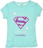 Supergirl Lasten Treenipaita Ue6157