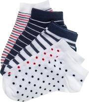 House Naisten Sneakersukat Sailor 5-Pack