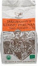 Jakobsson's Luomu Perunaa 2Kg Pussi