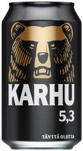 Karhu Lager Olut 5,3% ...