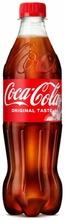 Coca-Cola Original Taste Virvoitusjuoma Muovipullo 0,5 L