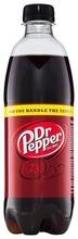 Dr Pepper Orginal Virvoitusjuoma Muovipullo 0,5 L