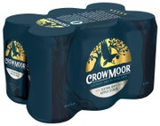 Crowmoor Extra Dry Apple Siideri  33 Cl Tlk 6-Pack