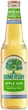 Somersby Non-Alco Apple Omenasiideri 0,0 % Pullo  0,33 L