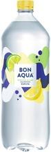 Bonaqua Sitruuna-Lime Kivennäisvesi Muovipullo 1,5 L
