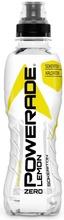 Powerade Lemon Zero urheilujuoma pullo 0,5 L