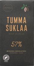 Herkku 100g Tumma suklaalevy 57 %