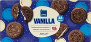Rainbow 350G Vanilla Vaniljanmakuinen Täytekeksi 28Kpl