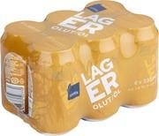 Lager olut 2,8% 6x33cl