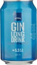 Rainbow Greippi Gin Lonkero 5,5% 0,33 L Tlk