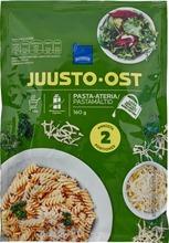 Rainbow Juusto pasta-ateria 160 g, 2 annosta