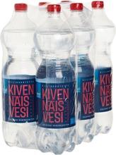 6 X Kivennäisvesi Karpalo 1,5L