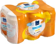 Rainbow Appelsiini Sokeriton 6X330 Ml Virvoitusjuoma