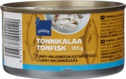 Tonnikalaa Curry-Majon...