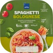 Rainbow 500G Spaghetti Bolognese Valmisruoka