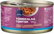Tonnikalaa Tomaatti-Vi...