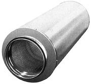 A-Collection Äänenvaimennin Pyöreä 160-900-50 Polyesteri