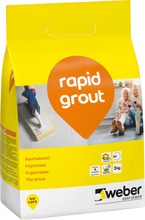 Weber Rapid Grout Saumalaasti 18 Dark Grey 3 Kg