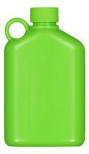 Plastex Bio Retkipullo 0,33L Vihreä