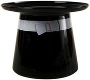Muurla Muumi Muumipapan Hattu maljakko musta 14cm