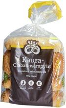 Kaura-Ciabatta sämpylä 5kpl 500g