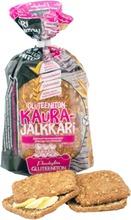 Porokylän Kaurajälkkäri 6 Kpl / 240 G. Gluteeniton Jälkiuuni Kaurapalaleipä