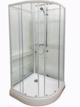 Suihkukaappi 80X80cm, Korkeus 205Cm ( 4,5Cm Suihkutanko)