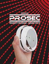 Prosec Magneettikiinnike Varoittimelle