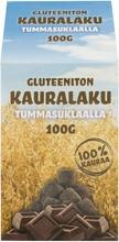 Lakumesta Oy Gluteeniton Kauralaku Tummasuklaalla 100G