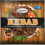 Görans Kebablastu 250G...