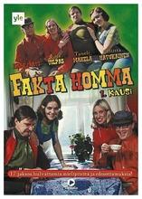 Fakta Homma 1. Tuotantokausi Dvd