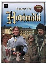 Hovimäki - Täydellinen Kokoelma 1.-4. Tuotantokausi 12Dvd