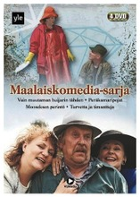 Maalaiskomediat 4Dvd