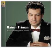 Friman Rainer - Kauneimmat Hengelliset Lauluni Cd