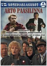 Dvd Komediaklassikot: Arto Paasilinna 4Dvd