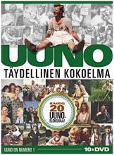 Uuno - Täydellinen Kokoelma 10Dvd