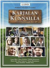 Karjalan Kunnailla 1-3 Tuotantokaudet Dvd