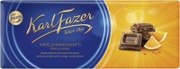 Karl Fazer Appelsiinikrokantti suklaalevy 200g