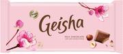Geisha 121G Maitosuklaata Ja Hasselpähkinänougattäytettä (39%)