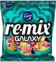 Remix Galaxy karkkipussi 325g