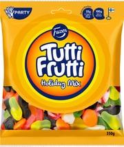 Fazer Tutti Frutti Holiday Mix Karkkipussi 350G