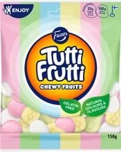 Tutti Frutti Chewy Fruits 150G Vaahtomakeisia