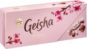 Geisha 270G Hasselpähkinänougattäytteinen (38%) Kääritty Maitosuklaakonvehti