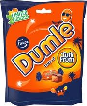 Fazer Dumle Tutti Frutti Seasonal  Karkkipussi  220 G