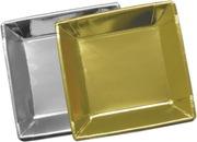 Viking Disposables Kertakäyttölautanen 23X23cm 10Kpl